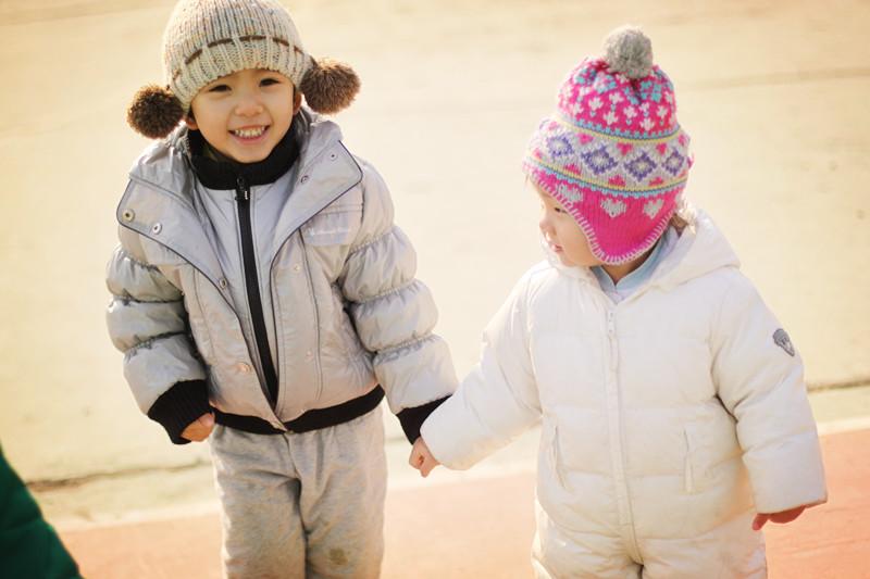 这些方法化解孩子的入园焦虑