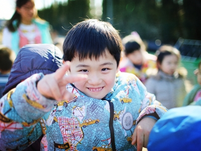 养一个内心强大,不容易受伤的孩子